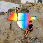 I murales pieni di colore di Xomatok | Collater.al 12
