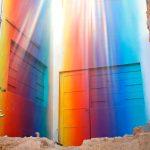 I murales pieni di colore di Xomatok | Collater.al 2