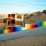 I murales pieni di colore di Xomatok | Collater.al 4