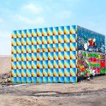 I murales pieni di colore di Xomatok | Collater.al 5