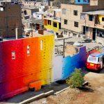 I murales pieni di colore di Xomatok | Collater.al 6