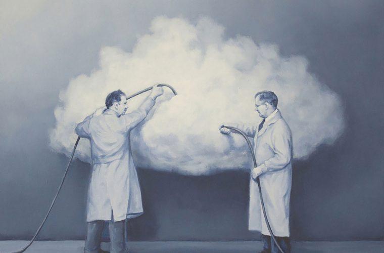 I quadri introspettivo-analitici di Toni Hamel