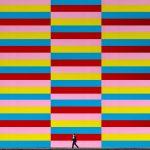 Il minimalismo colorato di Andhika Ramadhian | Collater.al 2