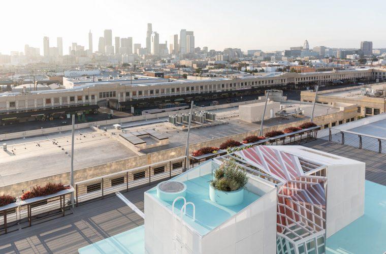 La cabina urbana di MINI Living che può vivere anche sui rooftop