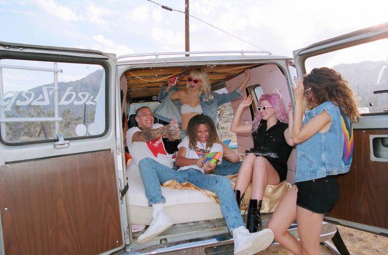 La campagna Summer of Wrangler 2018 è un viaggio negli anni '80