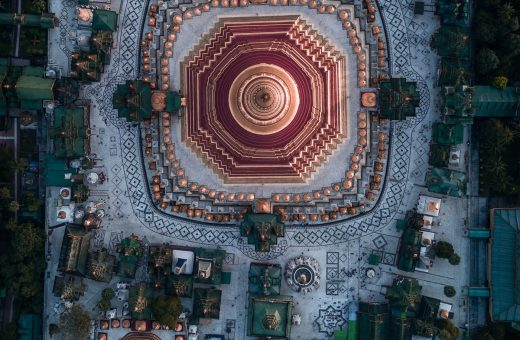 Stunning aerial photography by Dimitar Karanikolov