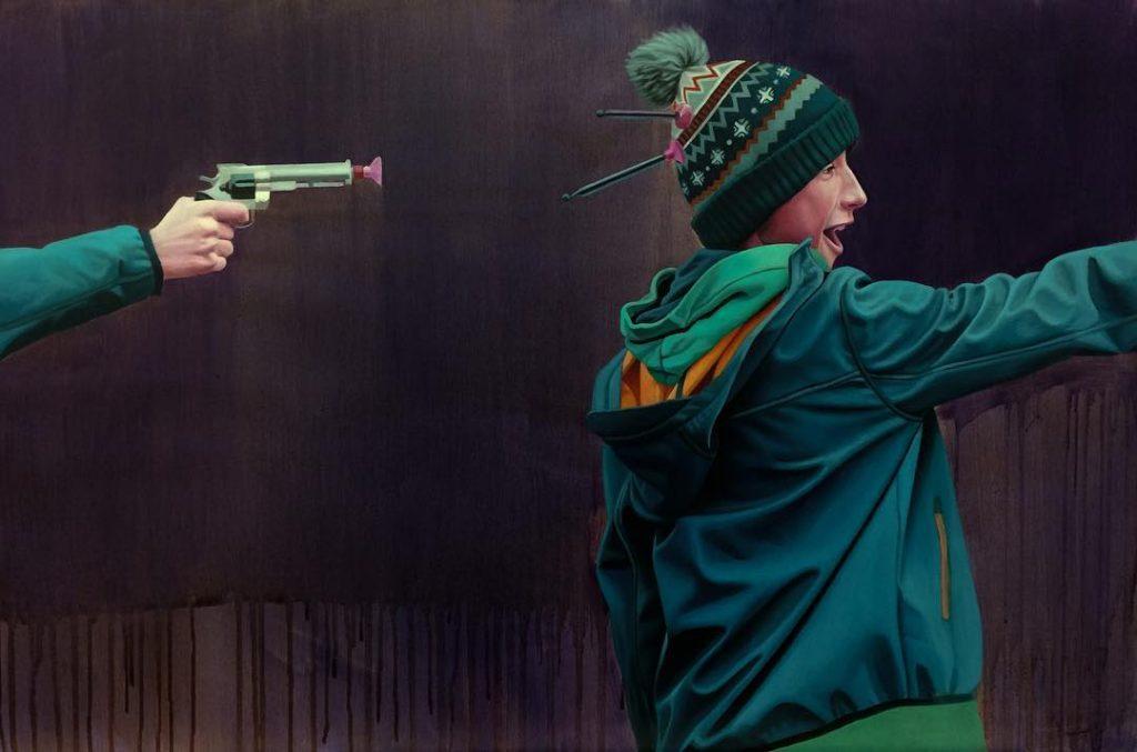 La street art iperrealista dell'artista croato Lonac4 | Collater.al