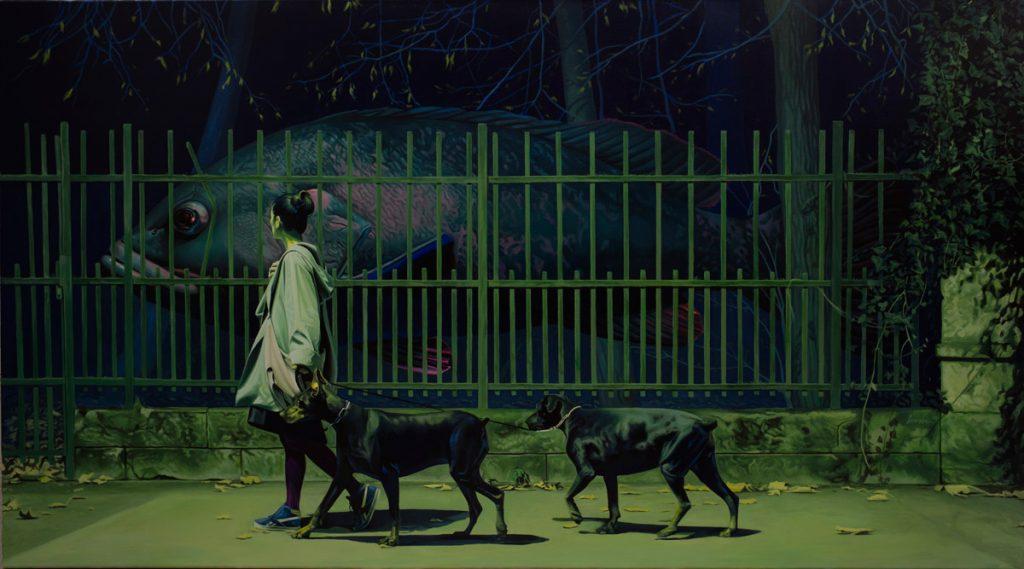 La street art iperrealista dell'artista croato Lonac8 | Collater.al