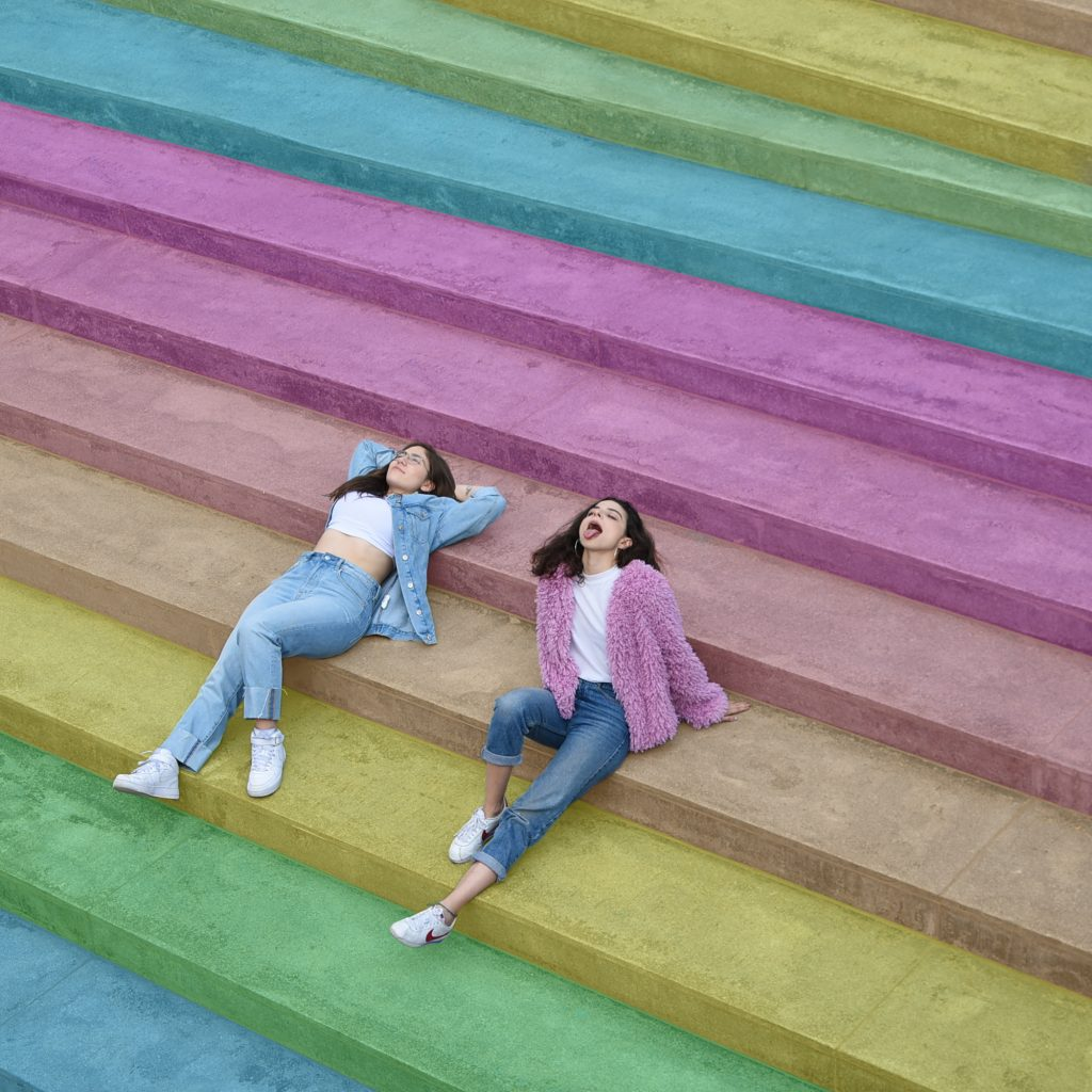 Le fotografie arcobaleno di Emmanuel Carvajal14 | Collater.al