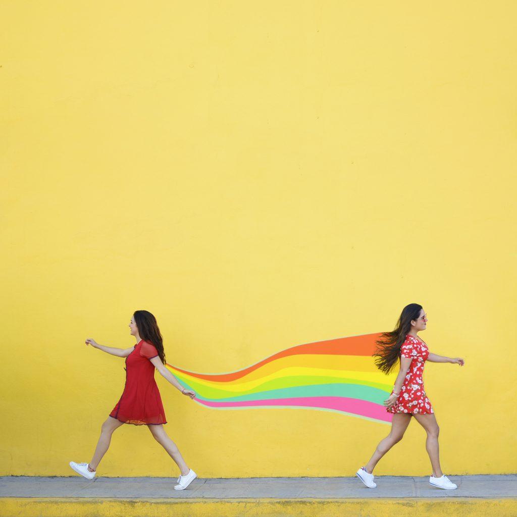Le fotografie arcobaleno di Emmanuel Carvajal5   Collater.al