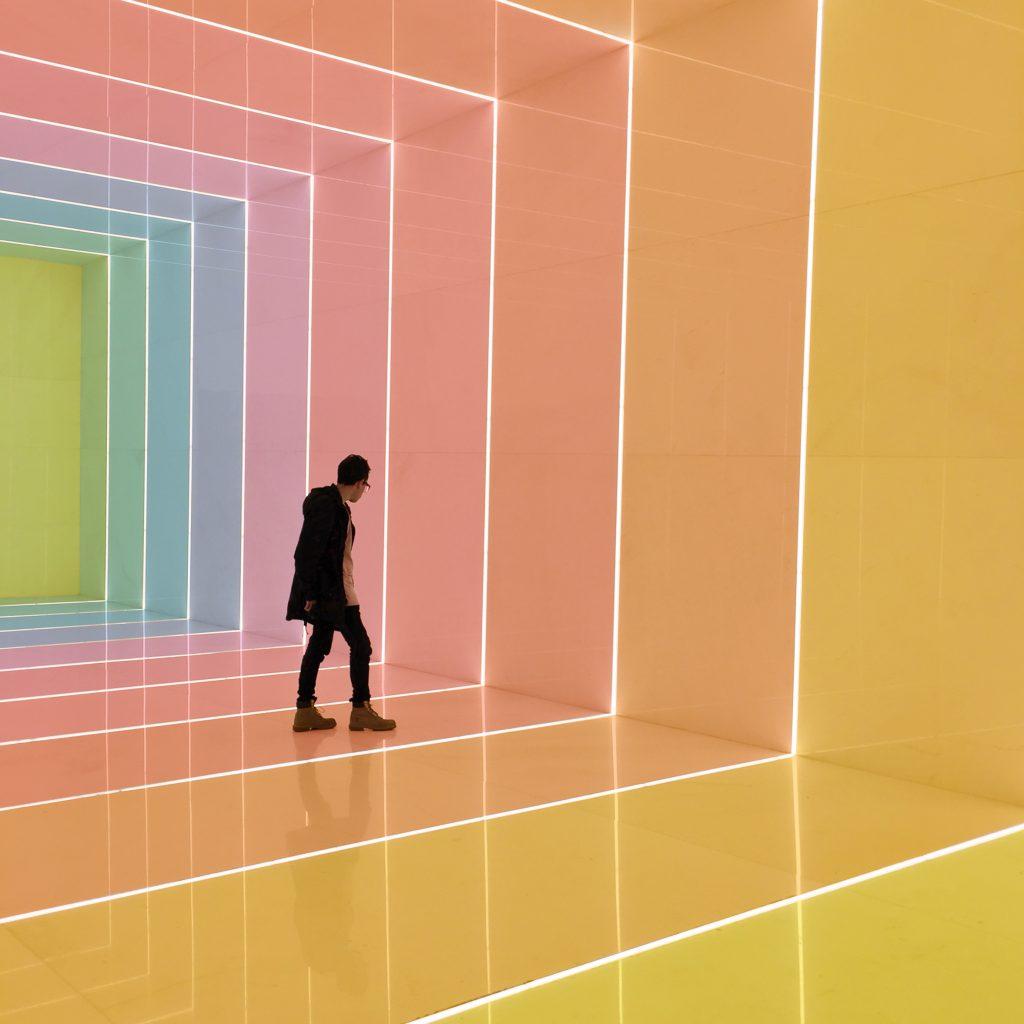 Le fotografie arcobaleno di Emmanuel Carvajal8   Collater.al