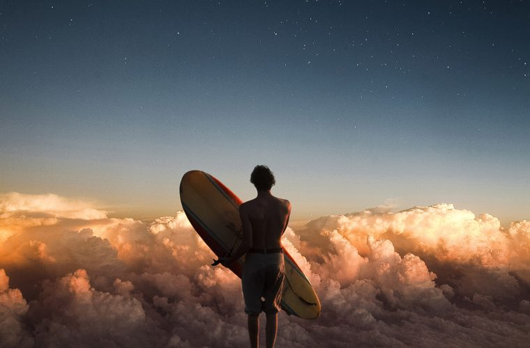 Surreal photo manipulations by Justin Peters