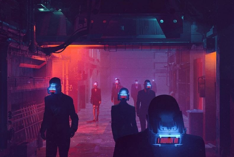 Le grafiche futuriste e distopiche di Beeple Crap