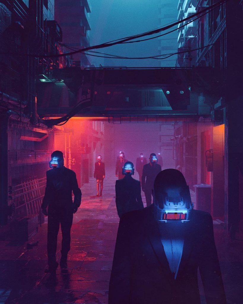 Le grafiche futuriste e distopiche di Beeple Crap4 | Collater.al