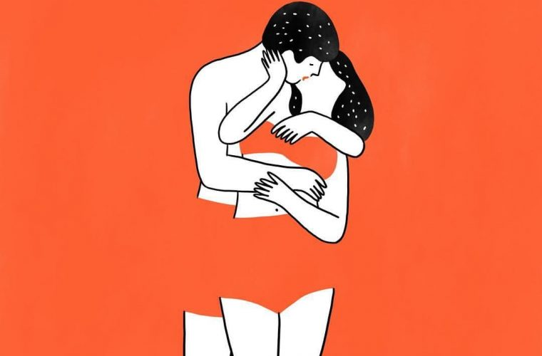 Minimal and simple illustrations by Agathe Sorlet