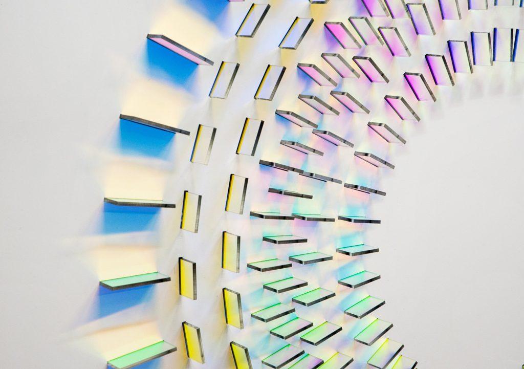 Le installazioni fotosensibili di Chris Wood10 | Collater.al