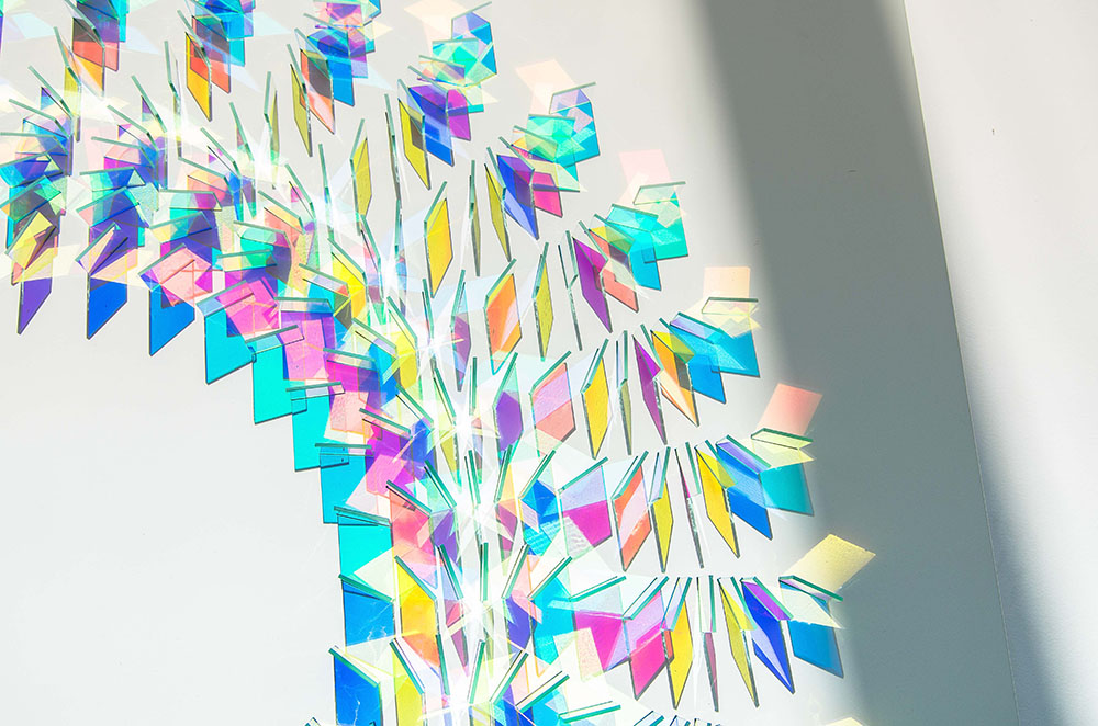 Le installazioni fotosensibili di Chris Wood12 | Collater.al