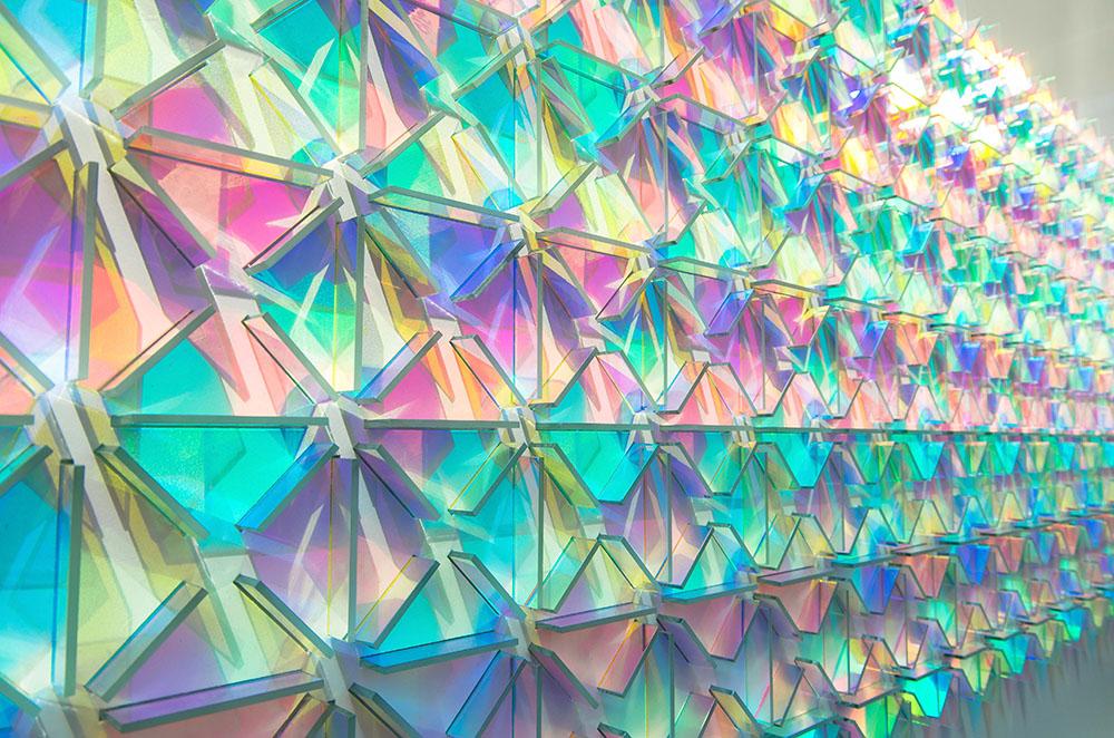 Le installazioni fotosensibili di Chris Wood16 | Collater.al