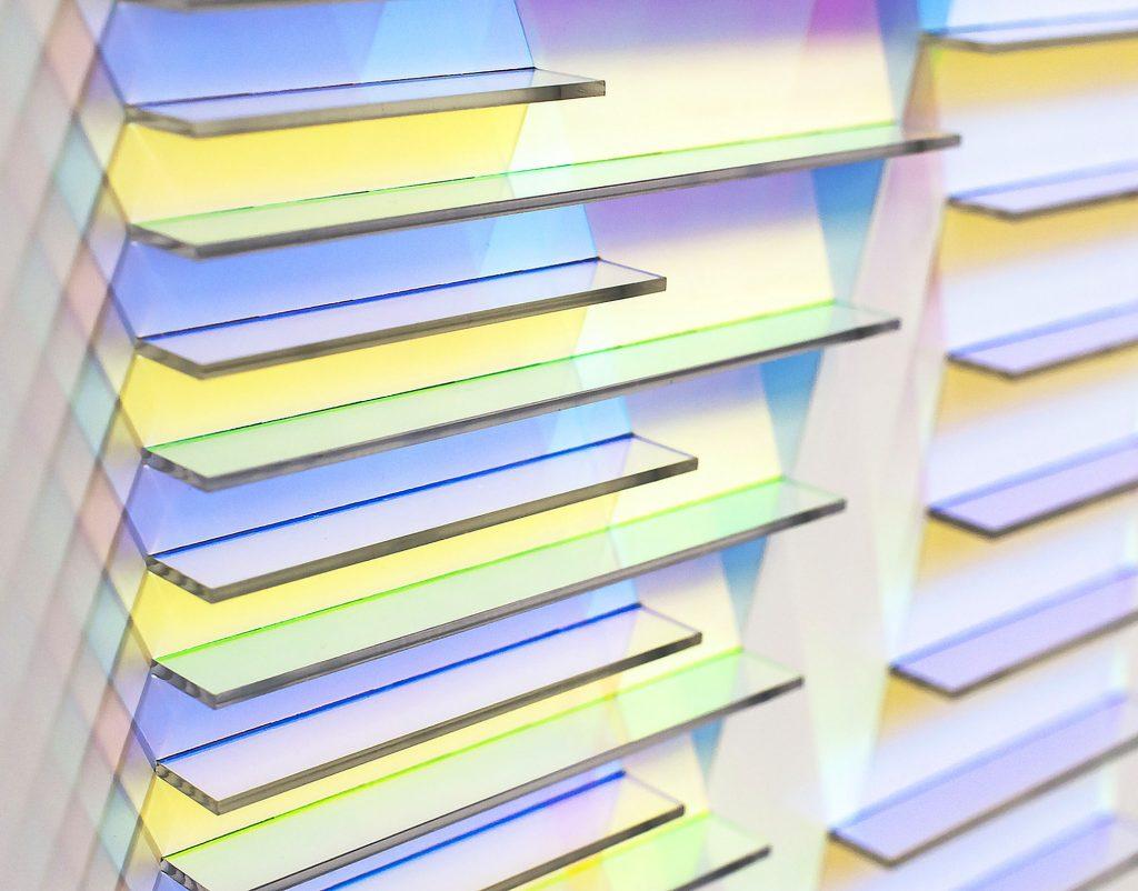 Le installazioni fotosensibili di Chris Wood4 | Collater.al