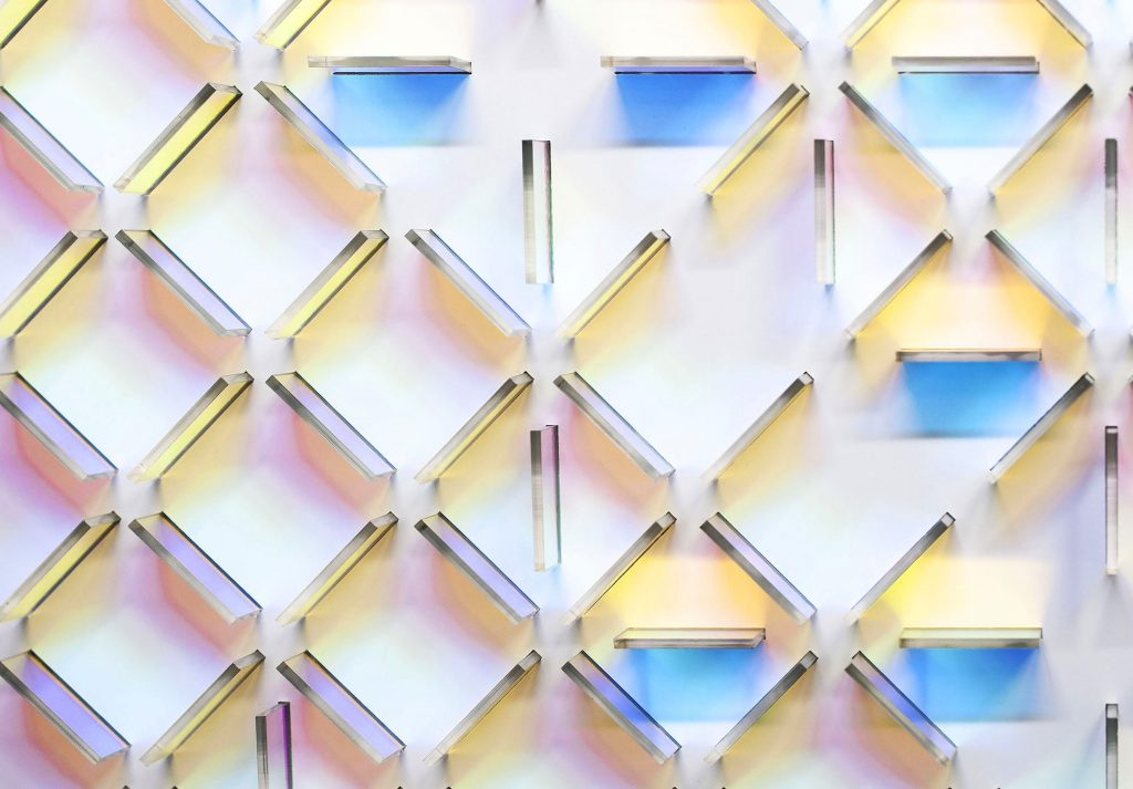 Le installazioni fotosensibili di Chris Wood8 | Collater.al