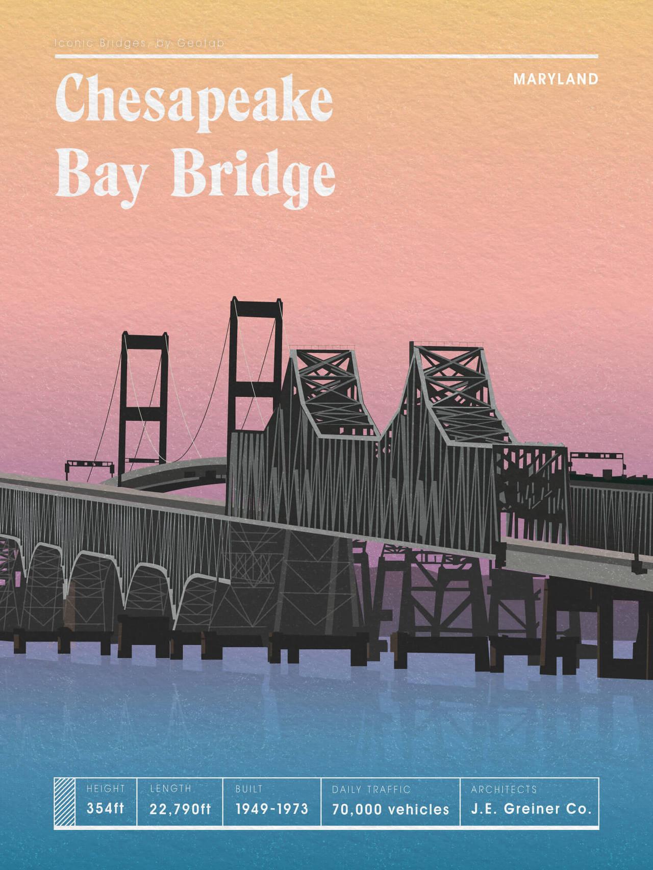 Leonie Wharton illustra ponti americani | Collater.al 2