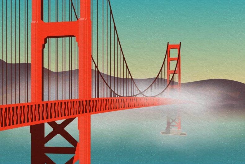 Leonie Wharton illustra i più famosi ponti americani