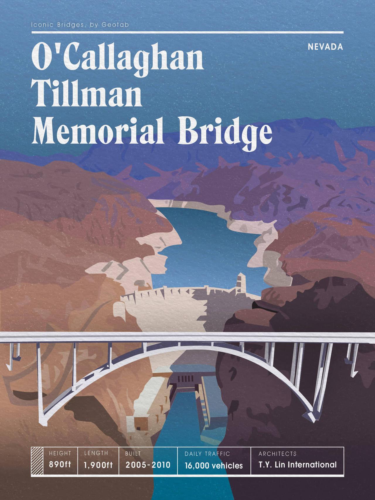 Leonie Wharton illustra ponti americani | Collater.al 6