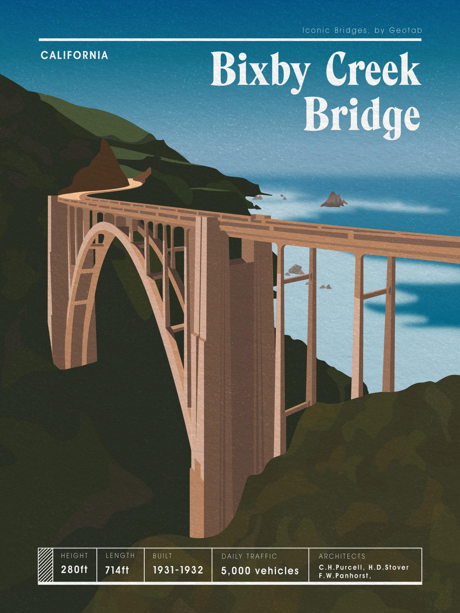 Leonie Wharton illustra ponti americani | Collater.al 9