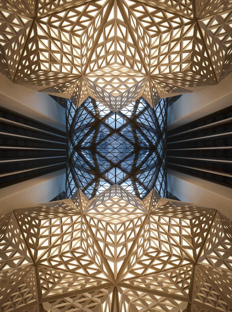 Morpheus Hotel di Zaha Hadid   Collater.al 1