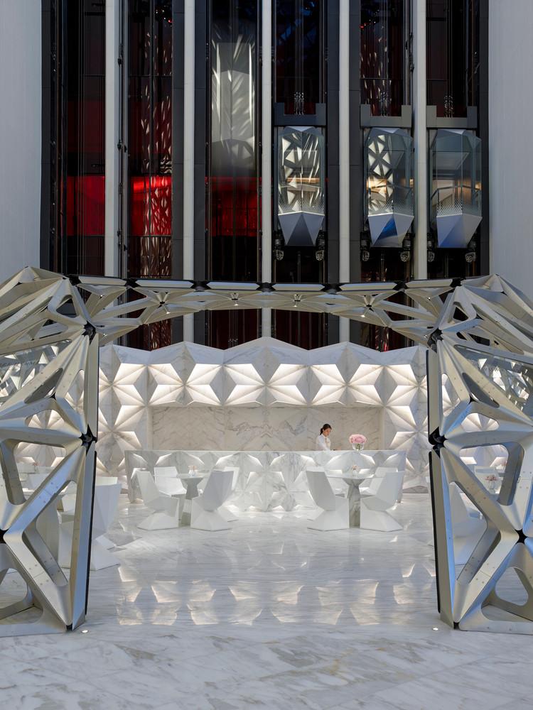 Morpheus Hotel di Zaha Hadid   Collater.al 10