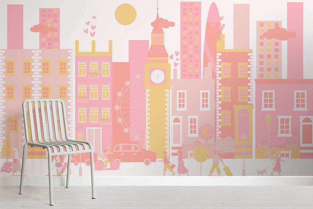 MuralsWallpaper, quando una parete diventa una finestra sul mondo   Collater.al 11