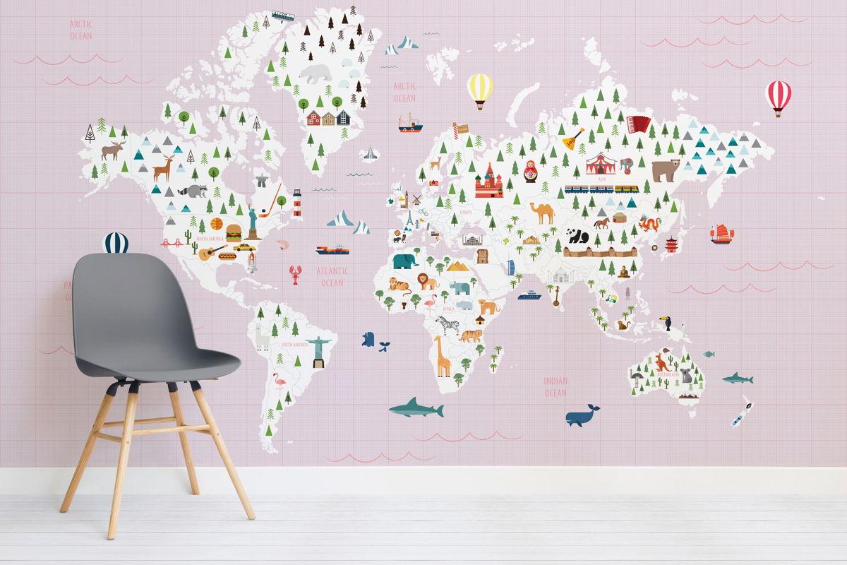 MuralsWallpaper, quando una parete diventa una finestra sul mondo   Collater.al 7