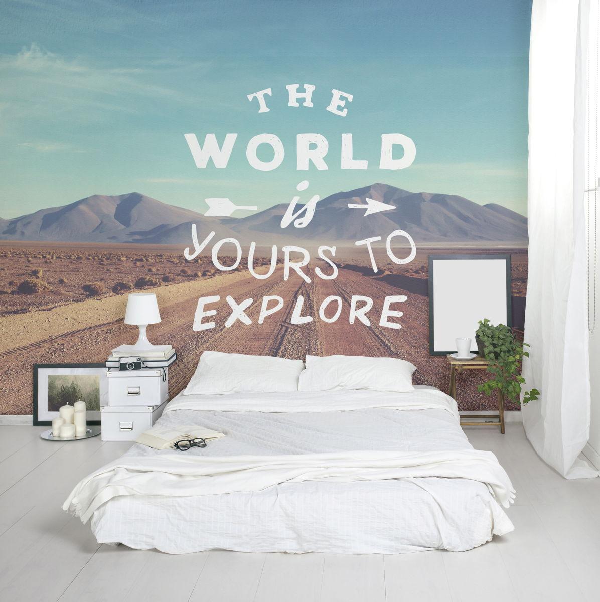 MuralsWallpaper, quando una parete diventa una finestra sul mondo   Collater.al 9