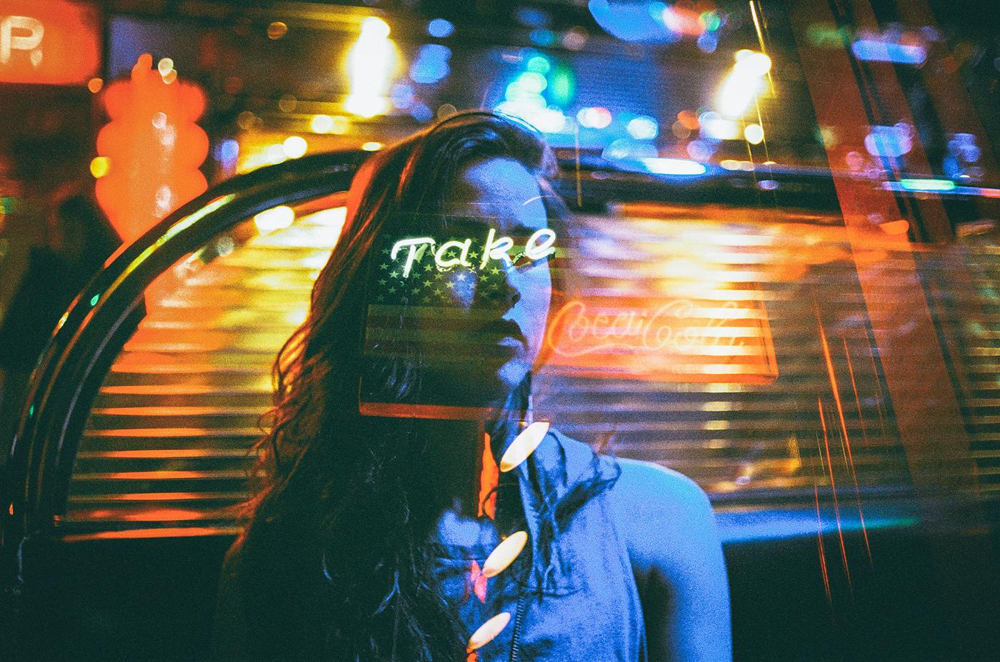 Neon Life, le storie e le luci di Louis Dazy | Collater.al 9