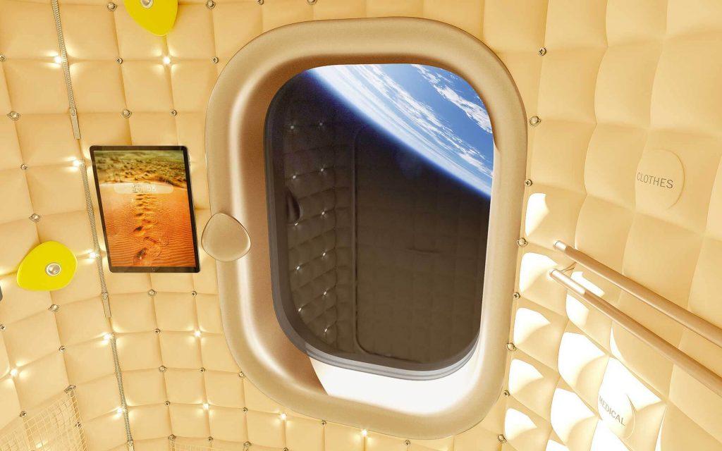 Philippe Stark, designer del turismo spaziale per Axiom Space| Collater.al