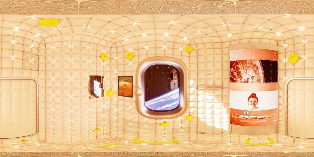 Philippe Stark, designer del turismo spaziale per Axiom Space1| Collater.al