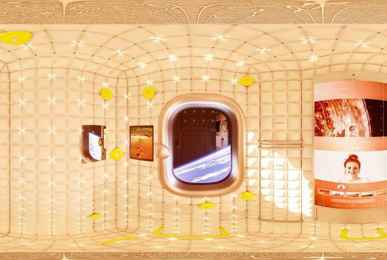 Philippe Starck, designer per Axiom Space