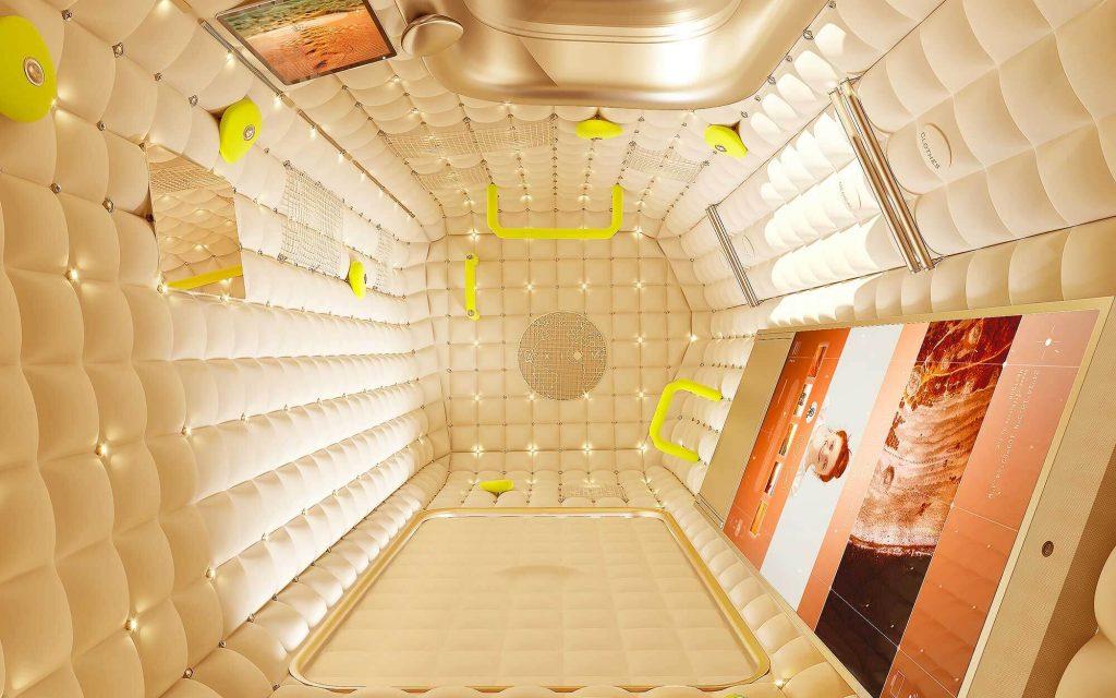 Philippe Stark, designer del turismo spaziale per Axiom Space4| Collater.al