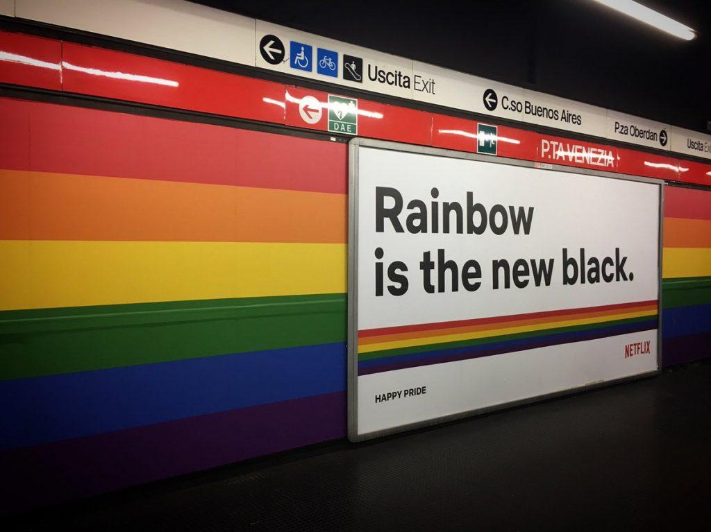Rainbow is the New Black per il Pride di Milano | Collater.al