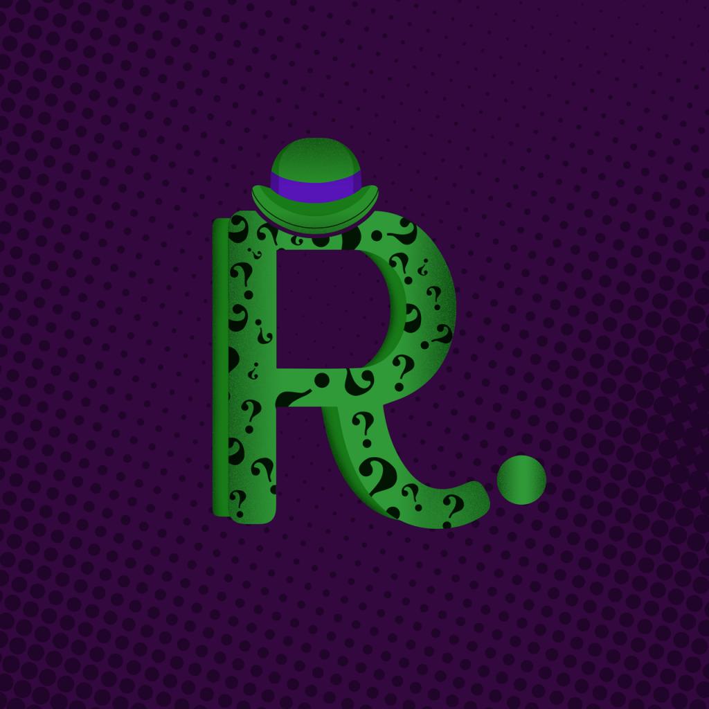 Roxana Nita dedica il suo alfabeto agli eroi dei fumetti | Collater.al