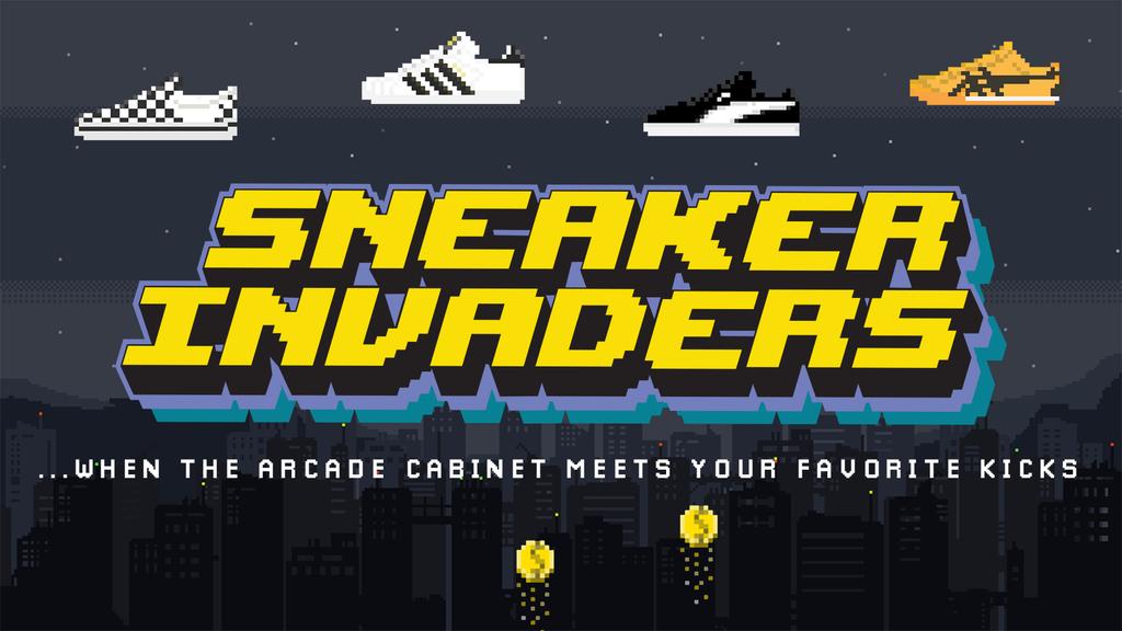 Sneaker Invaders, il gioco perfetto per gli hypebeast | Collater.al 4