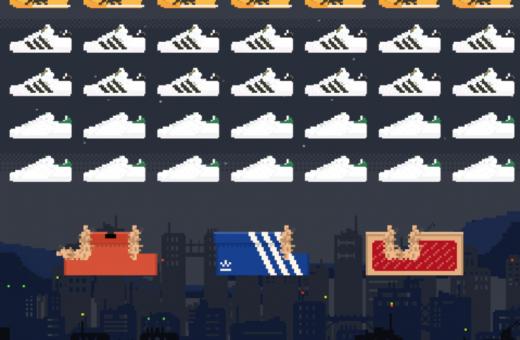 Sneaker Invaders, il gioco perfetto per gli hypebeast