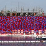 The London Mastaba la nuova opera di Christo a Londra | Collater.al 5