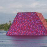 The London Mastaba la nuova opera di Christo a Londra | Collater.al 8