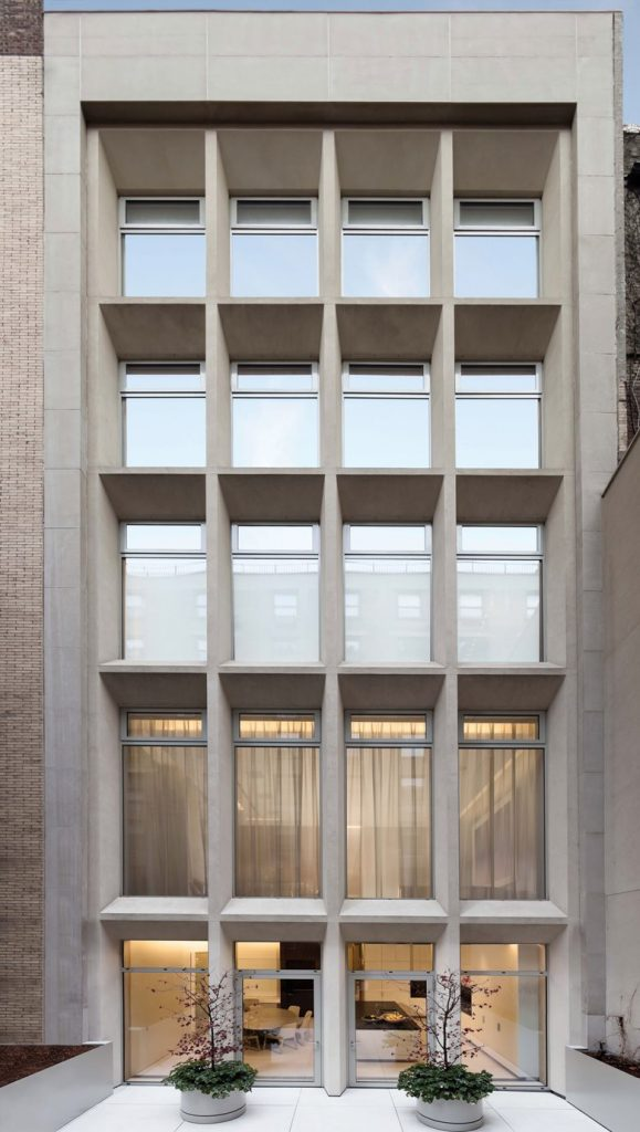 Upper East Side Residence di Gabellini Sheppard | Collater.al