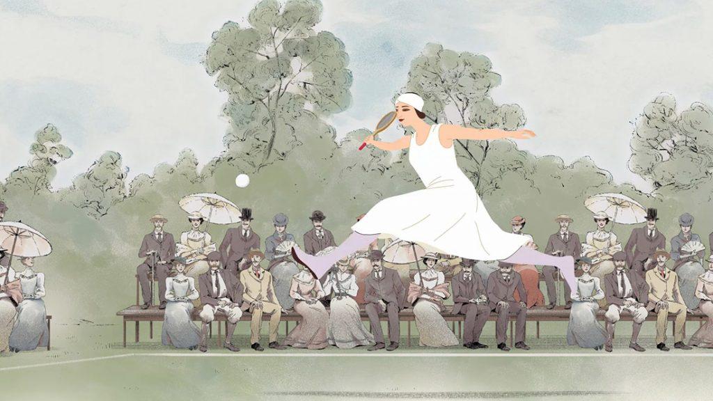 Wimbledon #TakeOnHistory | Collater.al
