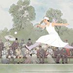 Wimbledon #TakeOnHistory   Collater.al 2