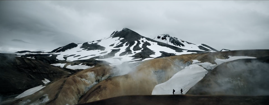 1 minute in ICELAND | Collater.al