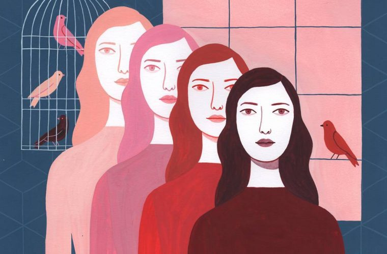 Da donne comuni ad eroine: le illustrazioni di Monica Garwood