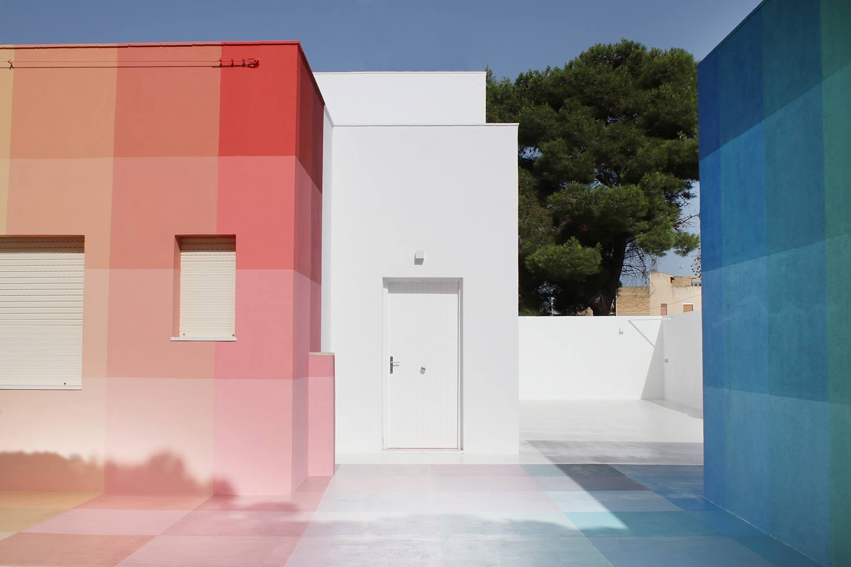 86+73, la nuova opera di Alberonero in Sicilia | Collater.al 2